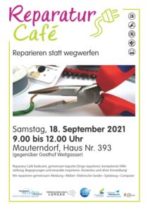 Reparatur Café Mauterndorf