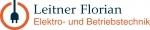 Leitner Florian, Elektro- und Betriebstechnik