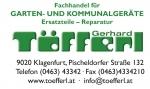 Gerhard Töfferl Garten- und Kommunalgeräte