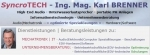 SyncroTECH - Ing. Mag. Karl BRENNER