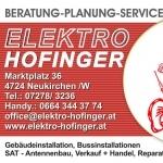 Elektro Hofinger