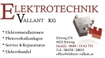 Elektrotechnik Vallant KG