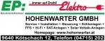 Elektro Hohenwarter GmbH