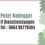 Peter Nadegger