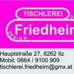 Tischlerei Friedheim Thomas